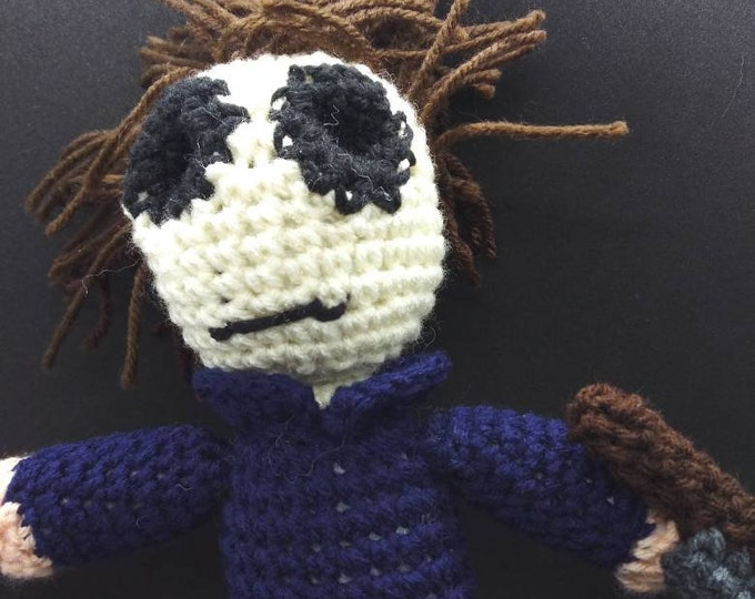 Crochet Michael Myers