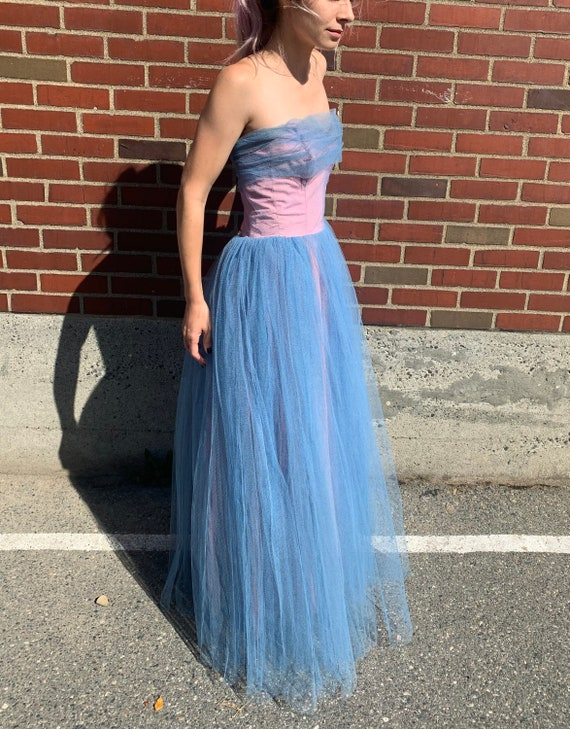 50's Dreamy Vintage Gown