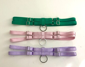 Choose your Color Ready to Ship Half Pieper Choker