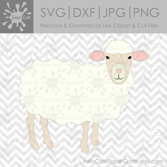 Sheep SVG file, Sheep Clipart, Sheep cut file, Show Sheep SVG, Farm Animal  Clipart, Farm Animal SVG, Barnyard Animal svg, Sheep Silhouette