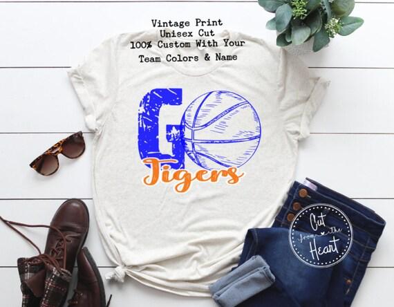 huge discount a27a9 6b8e4 Basketball Shirt Basketball Mom Custom Basketball Shirt   Etsy