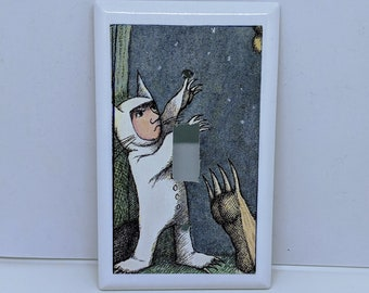 Where the Wild Things Are - Monster Max Switch Cover