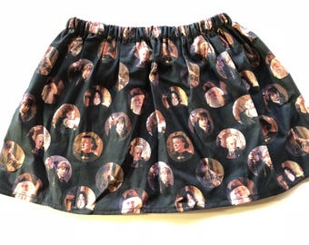 Harry Potter Character Skirt (Multiple Sizes Available)