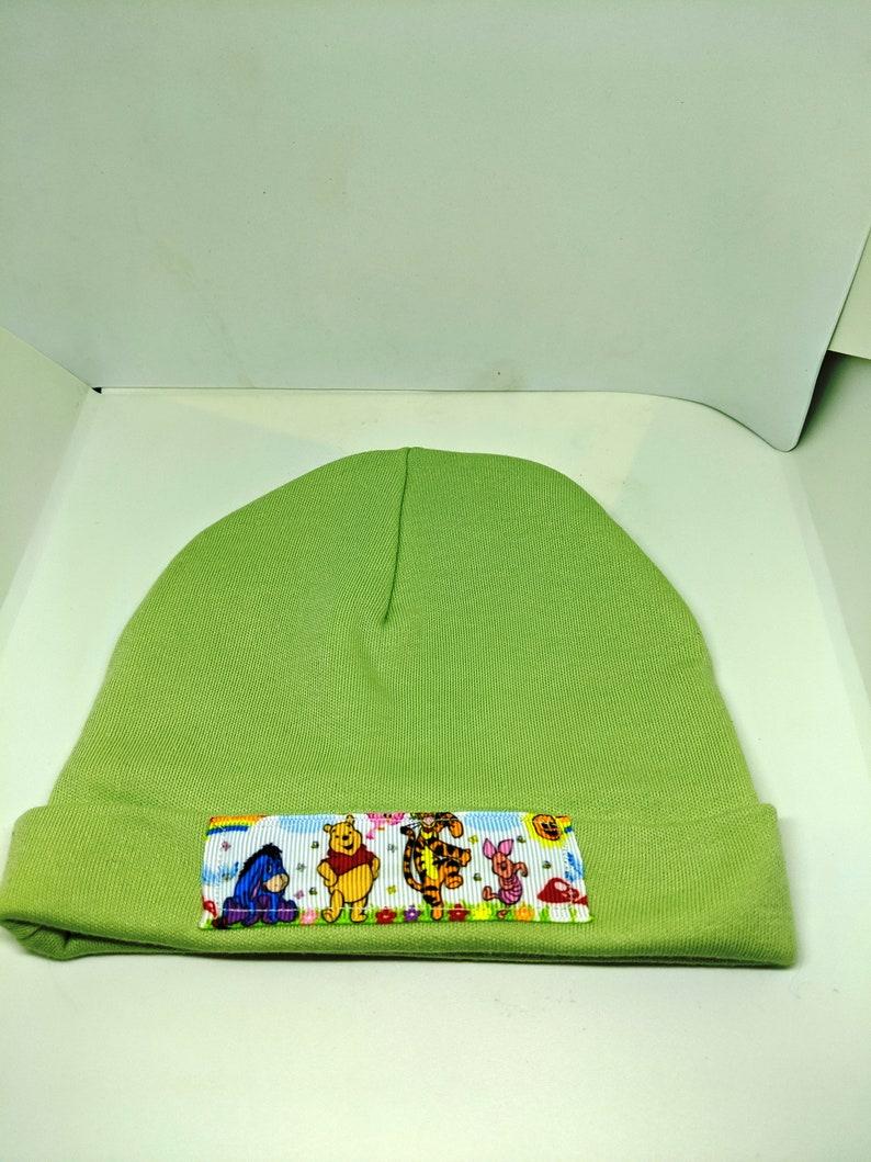 Winne the Pooh Infant Hat image 0