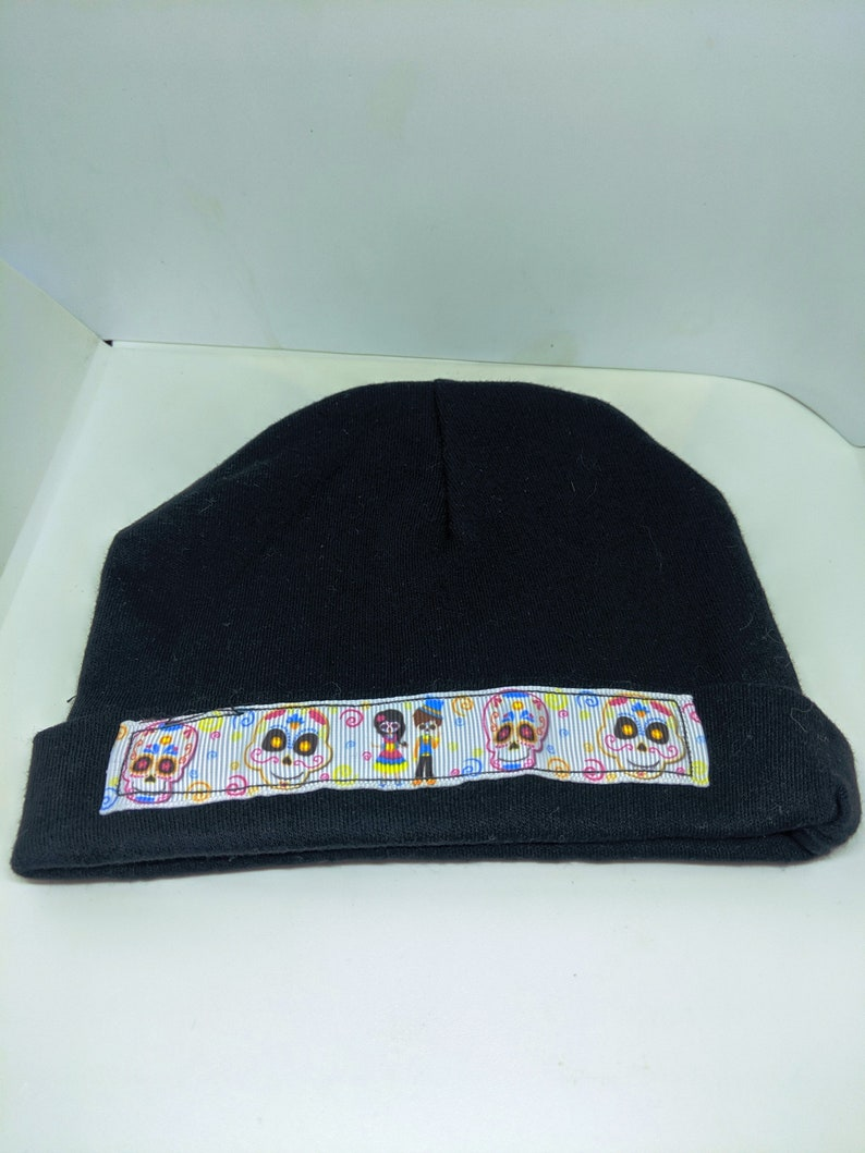 Day of the Dead Infant Hat image 0