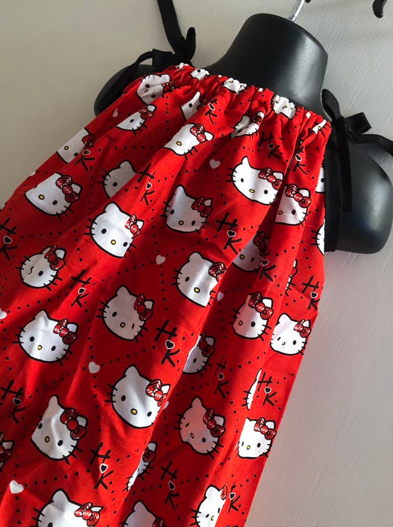 Hello Kitty Sundress Multiple Sizes Available image 0