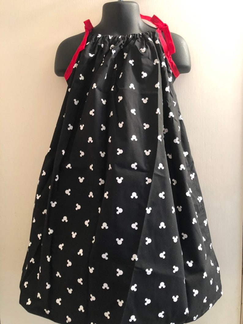 Mickey Mouse Sundress Multiple Sizes Available image 0