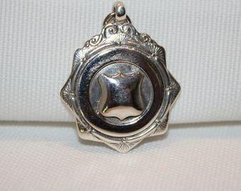 Vintage Sterling Silver Medal (Birmingham 1933)