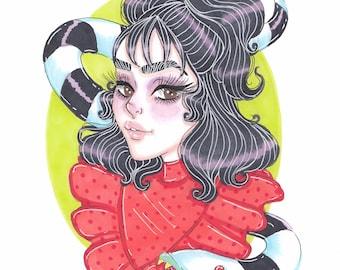 Lydia Prints