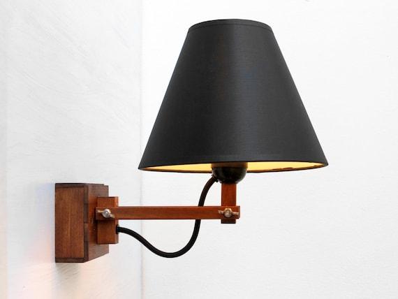 Wand Lamp muur schans licht slaapkamer nachtlampje | Etsy