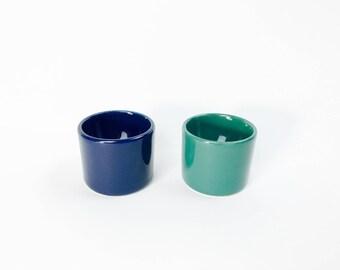 Melitta Germany Stockholm Egg cups Vintage gift breakfast