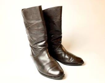 Stiefel & Stiefel für  Frauen Vintage   für Etsy DE f1c70a