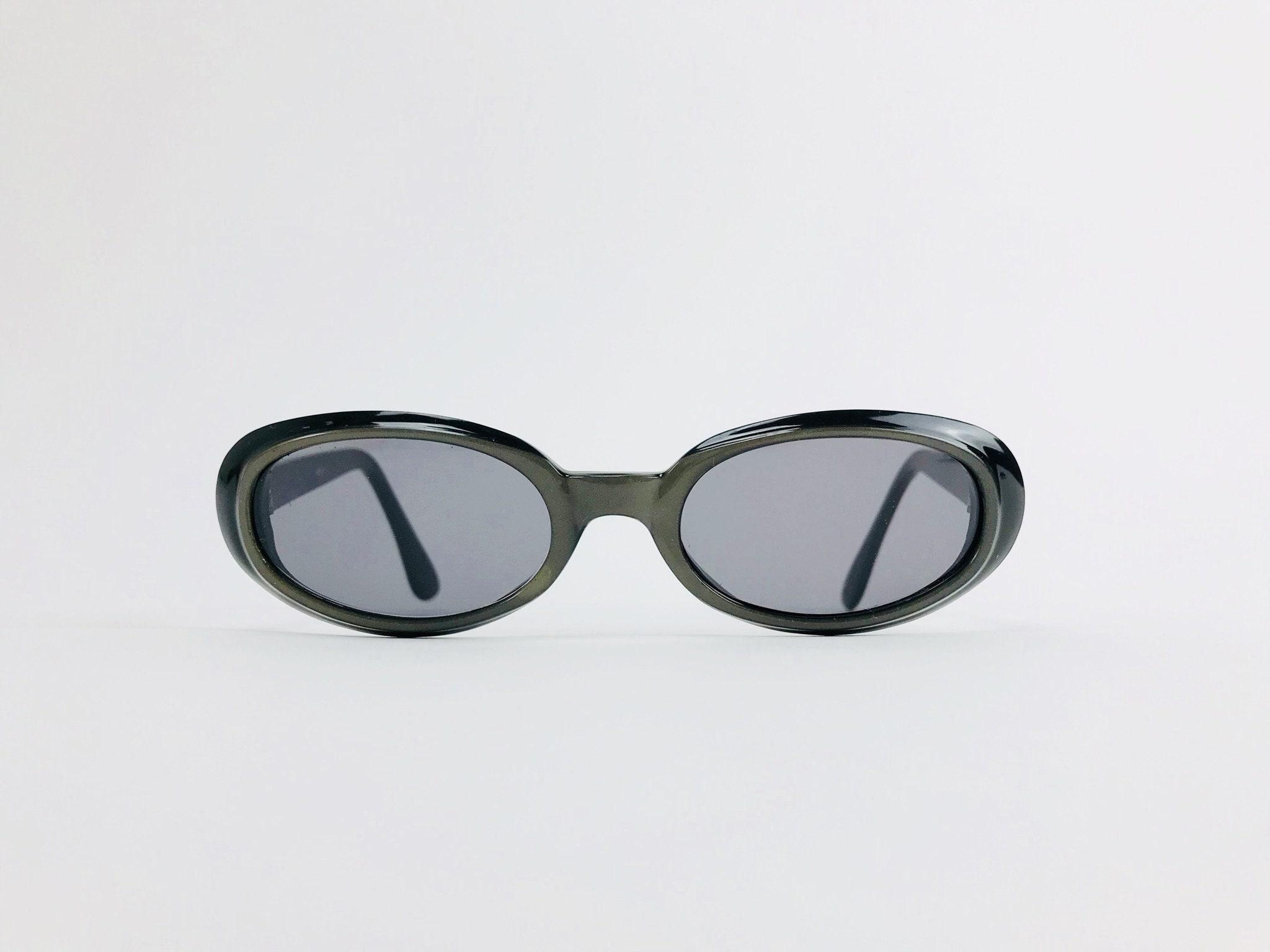 d44c571fa92 Slim vintage sunglasses fashion trend Glasses