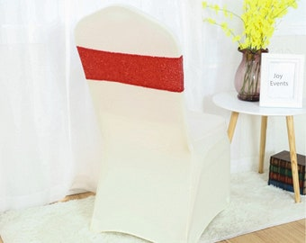 Sequin Chair Band