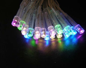 5m Multi-colour Battery Operated Fairy Lights Led String Lights Wedding Engagement Event Birthday Party Reception Ceremony Home Decoration