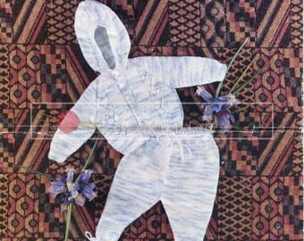"""Baby Pram Set DK 18-19"""" Sirdar 3231 Vintage Knitting Pattern PDF instant download"""