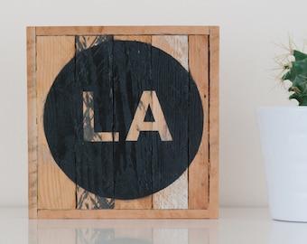 "6""x6"" LA Stark & Steel Series #115 