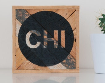 "6""x6"" Chicago - Stark & Steel Series #111 