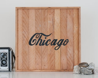 "12""x12"" ""Chicago"" Stark & Steel Series #235 