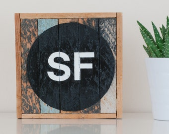 "6""x6"" SF Stark & Steel Series #125 