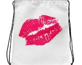 Confessions Drawstring Bag