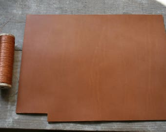 A4 size CAMEL leather