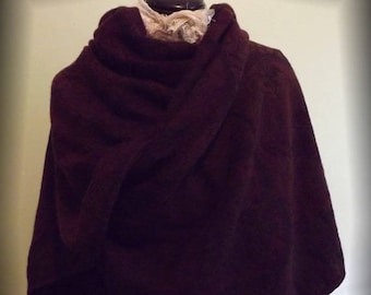 Vintage Fall / Winter Cloak  Back To School