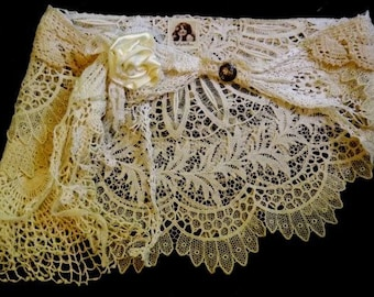 Shabby Bohemian Hip Belt Free Shipping in Continental USA