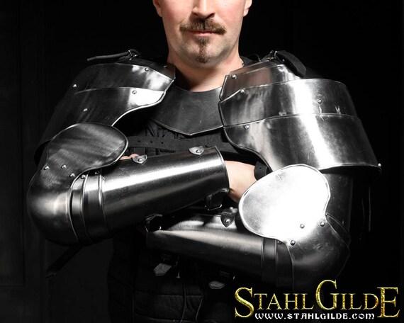 Corrosive Armor Fantasy Art