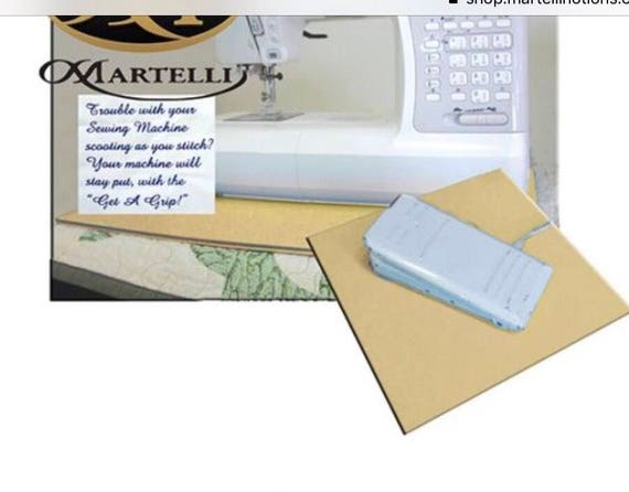 GetAGrip Foot Pedal Pad Or Sewing Machine Pad By Martelli Etsy Awesome Pedal Stay Sewing Machine Pedal Pad