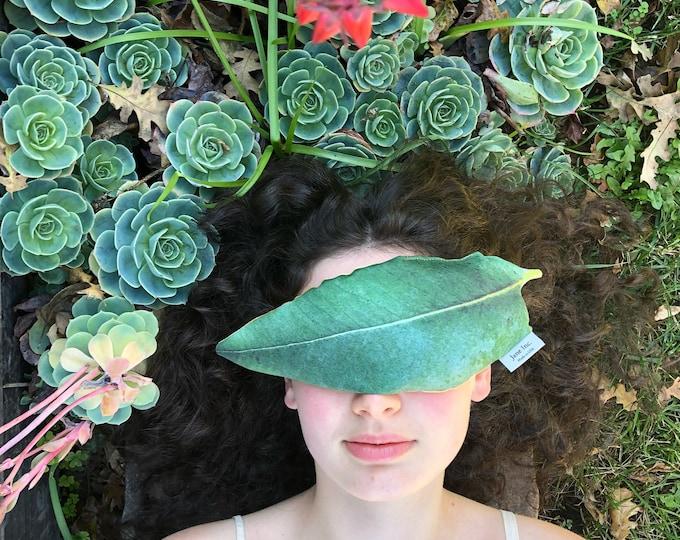 Eucalyptus Eye Pillow/ Sinus/Headache Relief