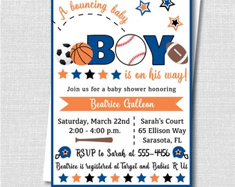 All star baby shower etsy sports baby shower invitation boy baby shower all star baby shower digital design or printed invitations free shipping filmwisefo