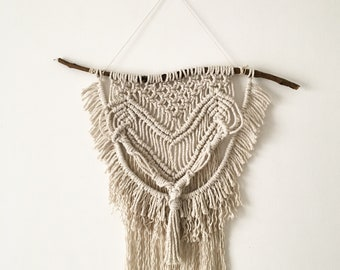 Macrame Wall Hanging (Custom-Orders Available too!)