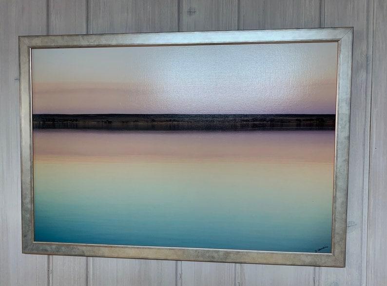 Organic Abstract Sunset image 0