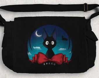 fcb2876c33 Messenger Bag  The Witch s Familiar   Kiki s Delivery Service   Jiji