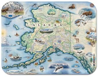 Alaska Serving Tray