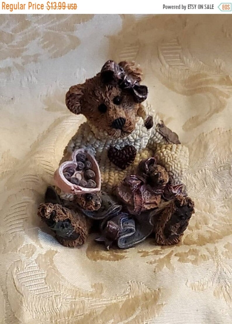 On Sale Boyds Bears and Friends Bailey.... Heart's image 1