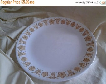 On Sale Butterfly Gold 10 inch Corelle Dinner Plates by Corning Ware Replacement Dishes