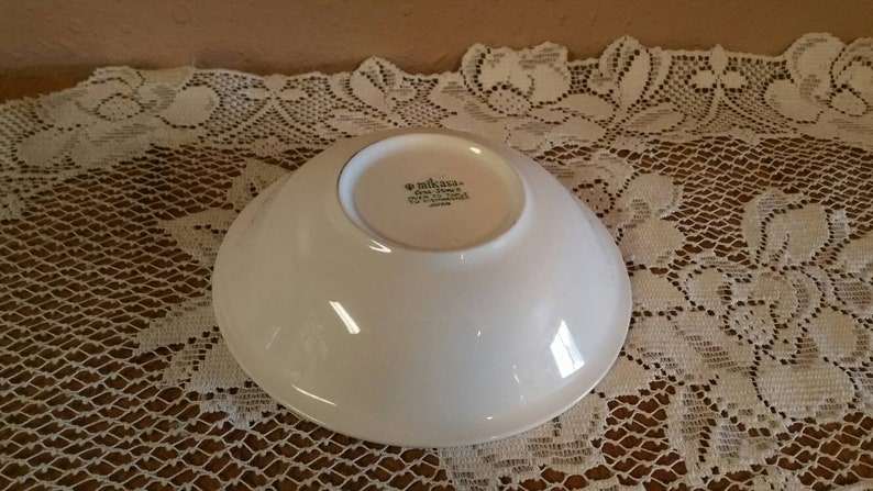 Made in Japan Oven to Table On Sale Brown Mikasa Cera-Stone 7.10 inch Soup or Salad Bowl 1970s Dish Dishwasher Safe