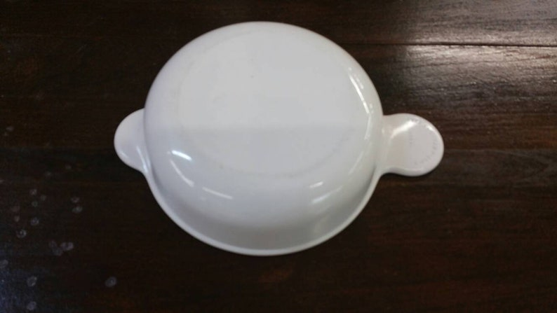 P 240 B Cooking Pot by Corning On Sale White Glass Grab It Bowl Vintage Kitchen Made in USA