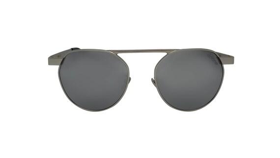 edba7ef187bde SLOANE Eyewear ARCHER Silver Mirrored Lens Round Unisex