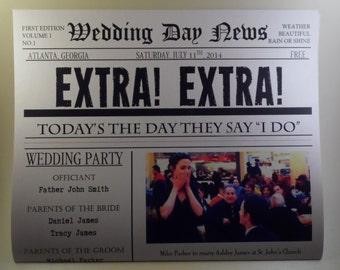 Newspaper program