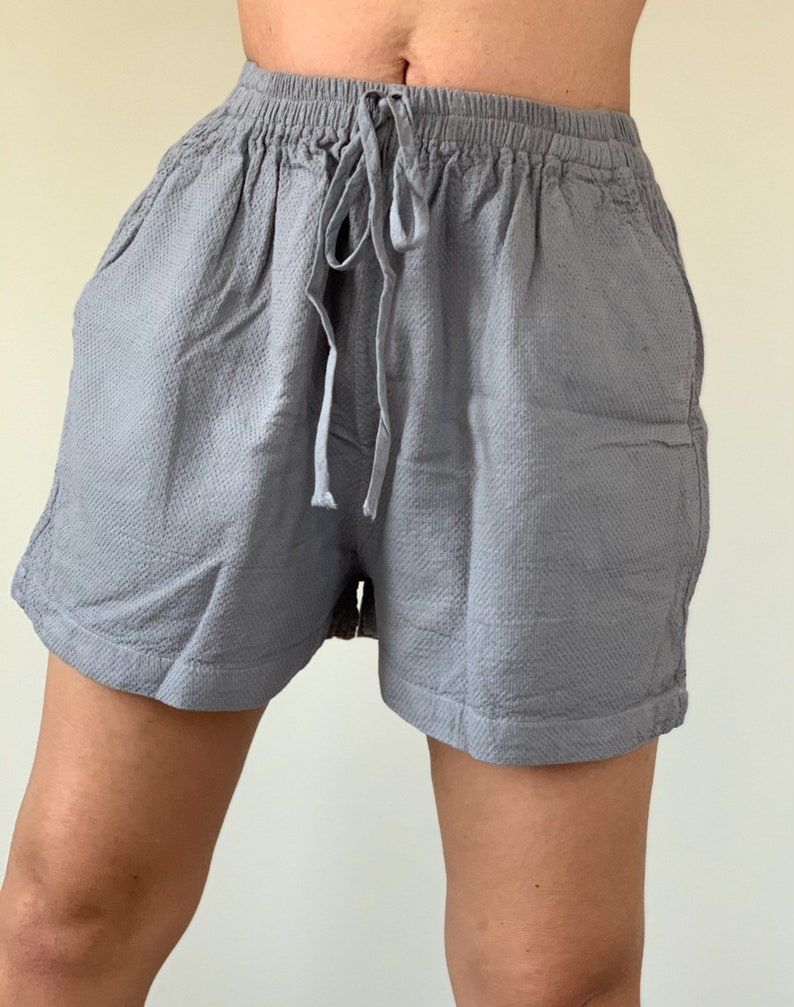 Summer Fashion Chic Clothing CUTE Short Pants SP0206 Woven Cotton short pants