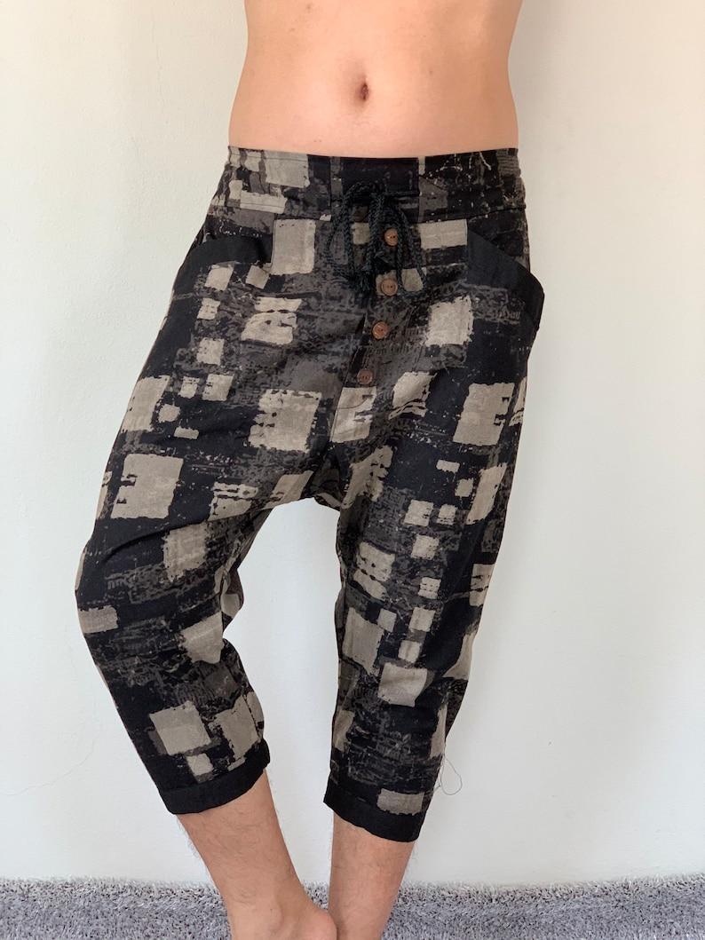 Unique style ninja pants are comfortable HD0011 Fashion Street Style Pants Samurai pants