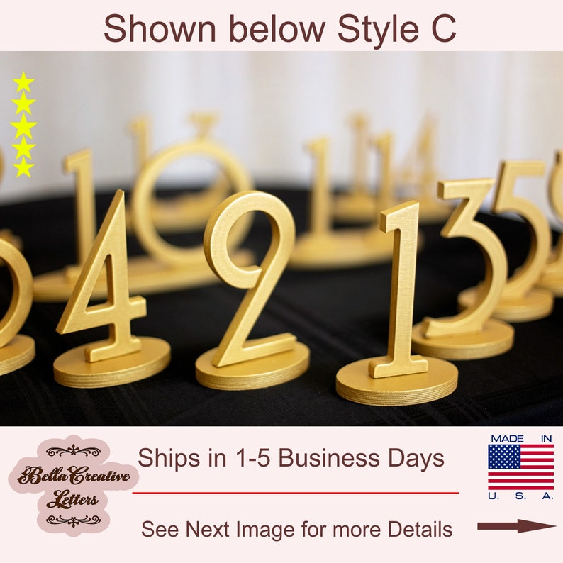 Incredible Wooden 1 15 Number Set Wedding Table Centerpiece Decor Art Deco Table Numbers With Base Special Event Table Number Place Seating Wedding Home Interior And Landscaping Elinuenasavecom