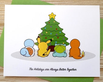 The Holidays Are Always Better Together Card