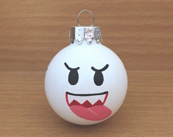 1.5 Inch Ghost Small Ornament