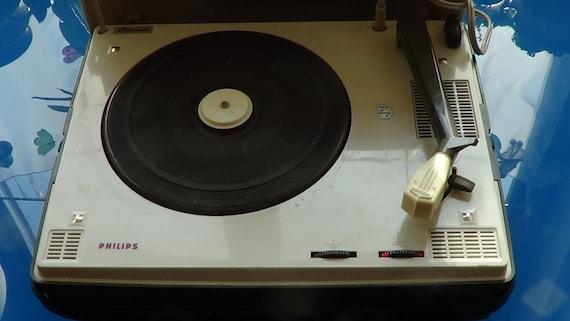 Philips Dutch VINTAGE SOUL BREAKER record player 1950