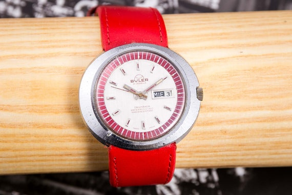 Buler Swiss RED TASMAN DEVIL