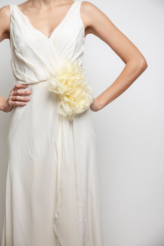 Valentino Silk Wedding Dress